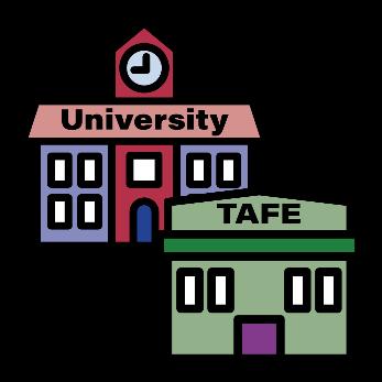A University and a TAFE