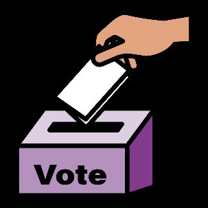Voting icon